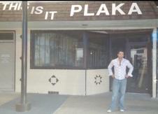 Christos at Plaka